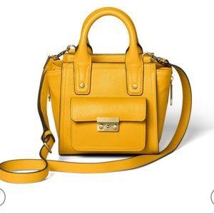 NWT mini Satchel Bag- Target & 3.1 Phillip Lim